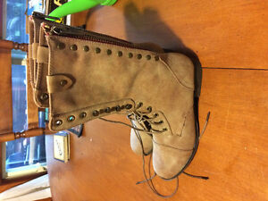 Steve Madden Laceup Boots