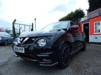 2015 Nissan Juke 1.6 DiG T Nismo RS 5dr top spec finance warranty 19k miles 5...