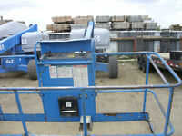 BAILIFF  SEIZURE AUCTION 2006 GENIE S-40 TELESCOPIC BOOM LIFT