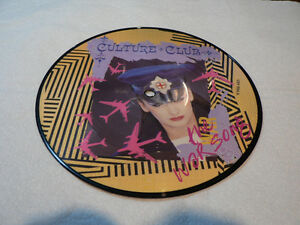 Culture Club The War Song Picture Disc London Ontario image 1