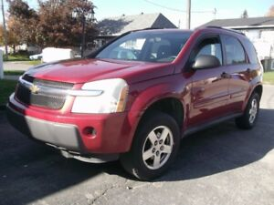 CHEVROLET-EQUINOX 2006-4X4 FULL