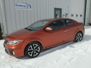*Blowout SPECIAL* 2010 Kia Forte SX Coupe 2.4L