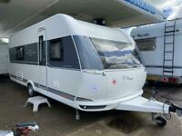 2019 HOBBY PRESTIGE 560 WLU 4 berth Fixed single beds
