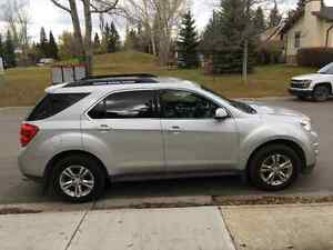 2012 Chevrolet Equinox 1LT SUV, with coverage