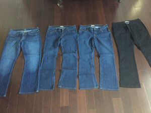Old Navy Pants- size 8 short