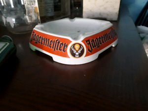 JAGERMEISTER Ashtray and mini
