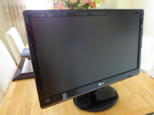 "LG 23""/1080p/LED/HDMI/Ultra Slim Design/Monitor for sale"