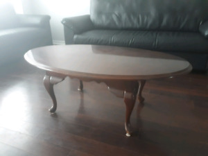 Coffee Table & End Table set