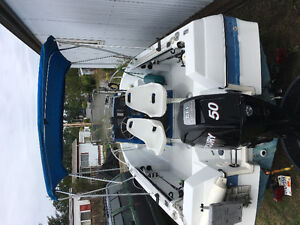 16.5 foot boat for sale