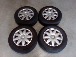 "15"" Toyota Camry wheels with good tyres"