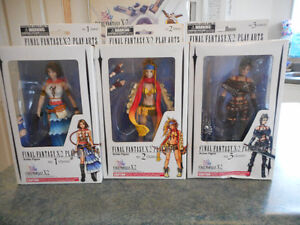 Final Fantasy Action Figures/Sealed in Box