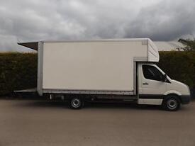 2008 Volkswagen Crafter CR35 LWB LUTON TAIL LIFT