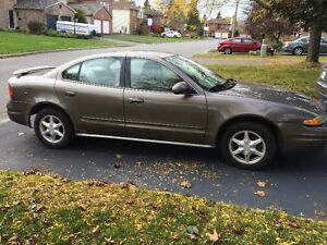 Includes Winter Tires!! 2001 Oldsmobile Alero Sedan