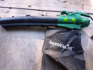 GARDENLINE 3-IN-1 Electric Blower vacuum Strathfield South Strathfield Area Preview