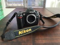 NIKON D70s BODY FOR SALE