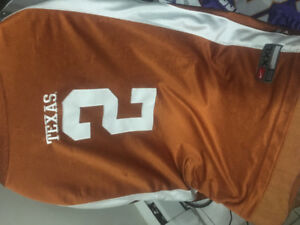 Texas Longhorns Authentic Jersey