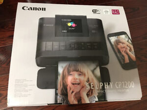Canon Photo Printer Brand New