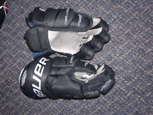 Kids Bauer gloves