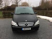2013 Mercedes-Benz Vito 2.1CDI 113 ( EU5 ) - Compact AUTOMATIC gearbox Air/con
