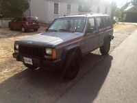 1992 Jeep Cherokee Other