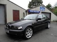 BMW 318 2.0 2002MY i SE SERVICE HISTORY