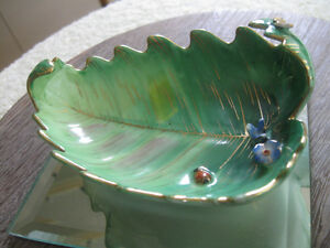 QUAINT & UNUSUAL PIECE of CHUBU CHINA Made in OCCUPIED JAPAN