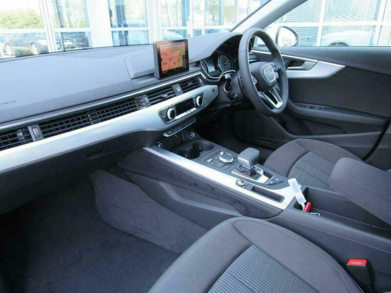2019 Audi A4 Avant Se 35 Tfsi 150 Ps S Tronic Petrol White Automatic