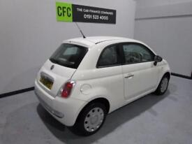 2010 10 FIAT 500 1.2 POP BUY FOR ONLY £14 A WEEK *FINANCE* £0 DEPOSIT AVAILABLE.