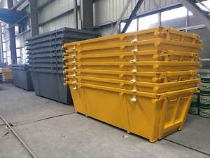 4m3 Skip Bin With Door FOR SALE! Revesby Bankstown Area Preview
