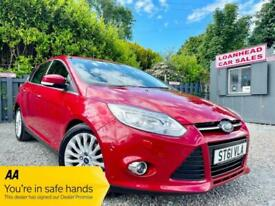 image for AUTOMATIC FORD FOCUS TITANIUM X TDCI LOW MILEAGE 52K MILES ONE YEAR MOT