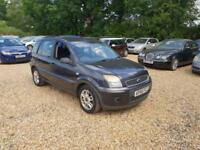 2007 Ford Fusion 1.4 Durashift Zetec Climate 6 Months MOT Full Service History