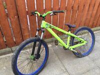 Scott voltage jump bike cheap bargain jump bike