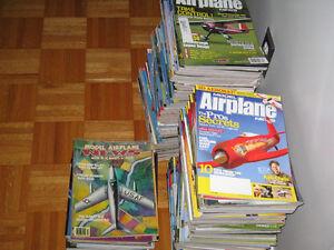 RC model Airplane books