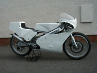 HONDA RS 125 1988 ROAD RACE GP SPOKED WHEELS LOVELY MUST SEE