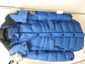 Womans Noize 3/4  length Winter coat