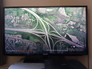 46 inch Samsung 1080p LED TV (Not a Smart TV)