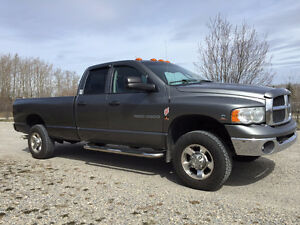 2005 Dodge Power Ram 3500 SLT 5.9  cummins Diesel Manual