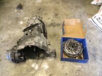 2012 Audi A4 clutch and gearbox