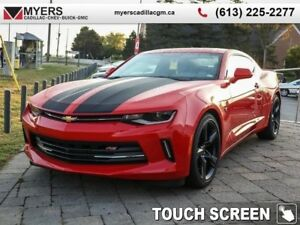 2018 Chevrolet Camaro LT  RS PACKAGE + CAMARO + STRIPES = PARTY