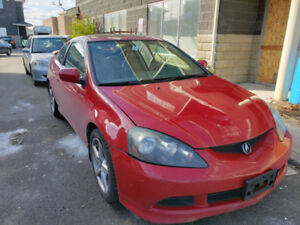 2005 Acura Rsx premium (reduced price)