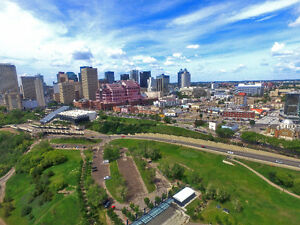 aerial photography and 4K video services starting from 120CAD