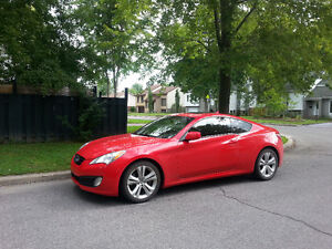 2012 Hyundai Genesis Coupe Coupe (2 door) West Island Greater Montréal image 1