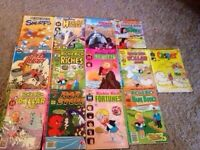 13 Comics - Smurfs, Casper, Richie Rich, Speed Buggy & MORE!