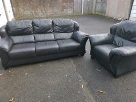3 seater sofa and armchair, local delivery possible