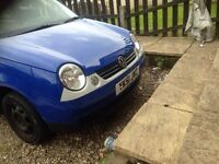VW LUPO 1.0 mpi only done 58,000