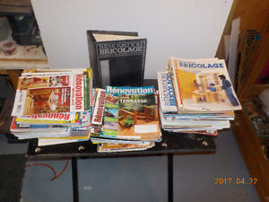 Magazines Rénovation-Bricolage