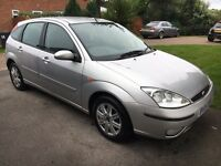 Ford Focus 1.6 ghia. 2004, 1st to see will buy