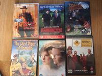 Selection of DVD's Snatch/Harry Potter etc