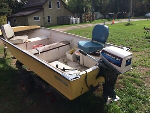 Boat motor trailer Peterborough Peterborough Area image 3