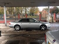 Audi A8 LHD 3.7 engine whit LPG